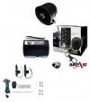 Alarma Autos X28 Z30-rh + Cierre Centralizado 2ptas