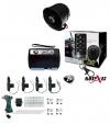Alarma Autos X28 Z30-rh + Cierre Centralizado 4ptas