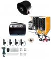 Alarma Auto X28 Z50 + Cierre Centralizado 4ptas