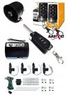 Alarma Llave Navaja X28 Z50 + Cierre Centralizado 4ptas