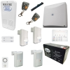 Alarma X28 Residencial 2 Sensores Inalambricos 2 C/r