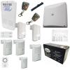 Alarma X28 Residencial 4 Sensores Inalambricos 2 alambricos