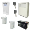 Alarma X28 6002w Residencial 2 Sensores Inalambricos